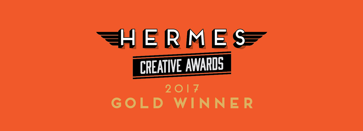 Hermes Award graphic