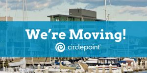 Circlepoint is moving graphic